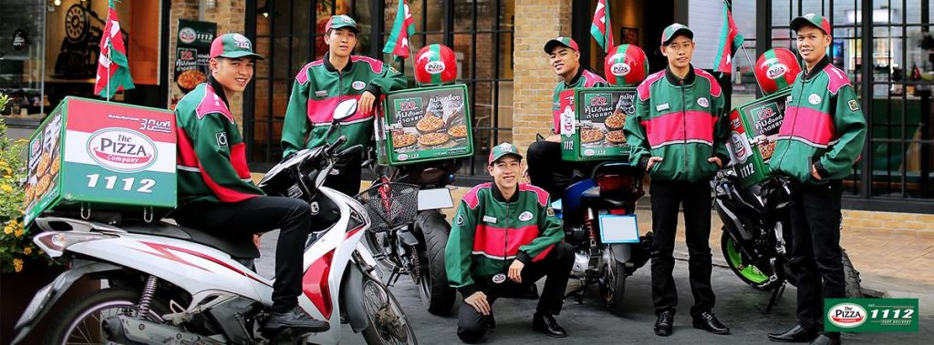 Pizza company delivery