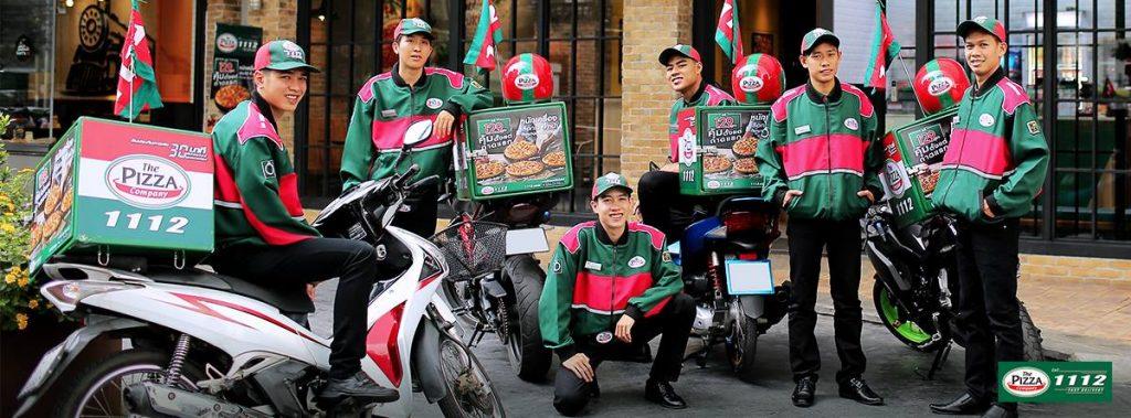 Pizza company delivery